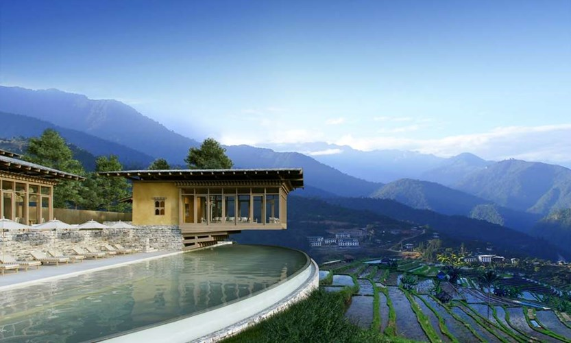 Six Senses Bhutan: Punakha Lodge