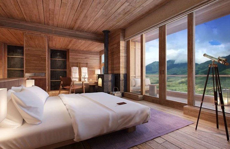 Six Senses Bhutan: Gangtey Lodge
