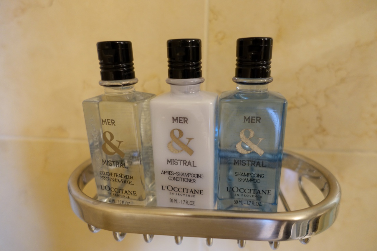 L'Occitane Bath Products