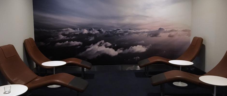 Review: Lufthansa Business Class Lounge JFK