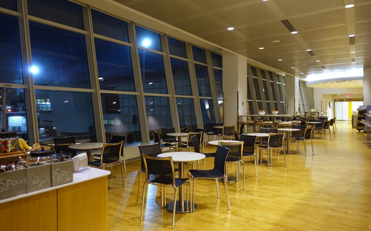 Review: JFK Lufthansa Business Class Lounge