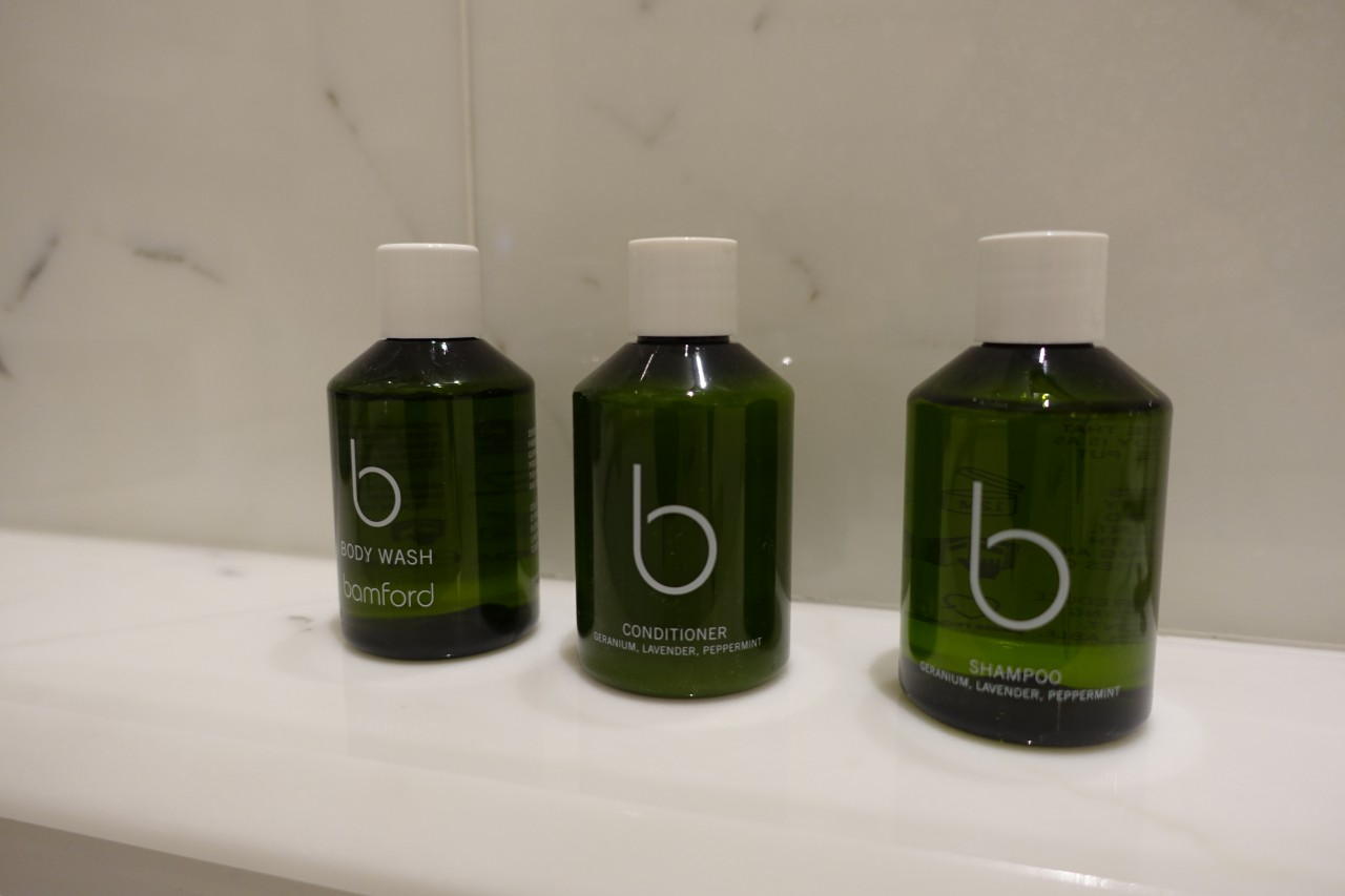Bamford Bath Products, Le Bristol Paris Hotel Review