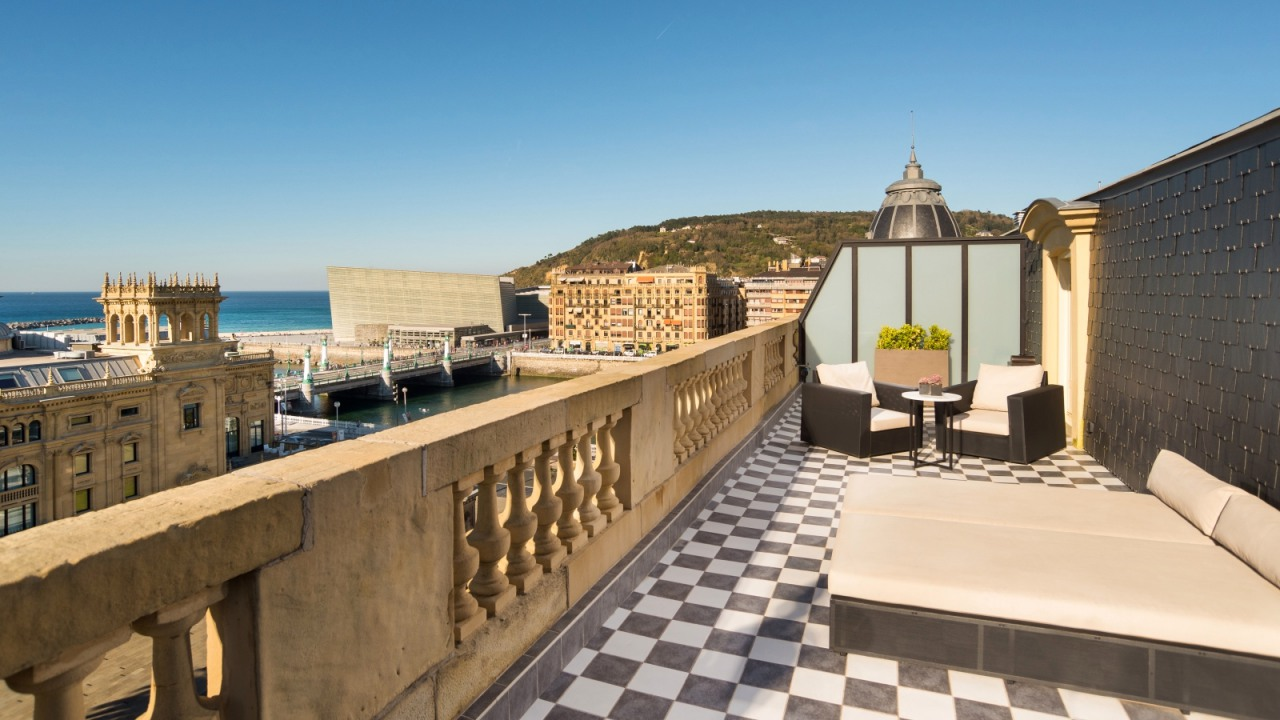 Hotel Maria Cristina, San Sebastian, Spain