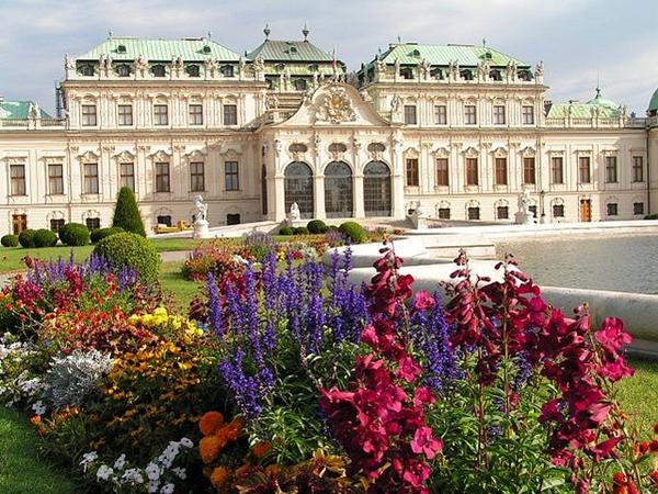 The Belvedere, Vienna
