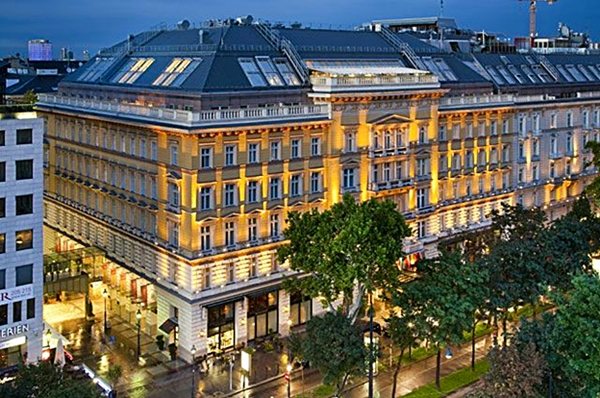 Star Hotels In Vienna