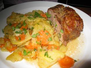 Meatloaf, Rebhuhn, Vienna