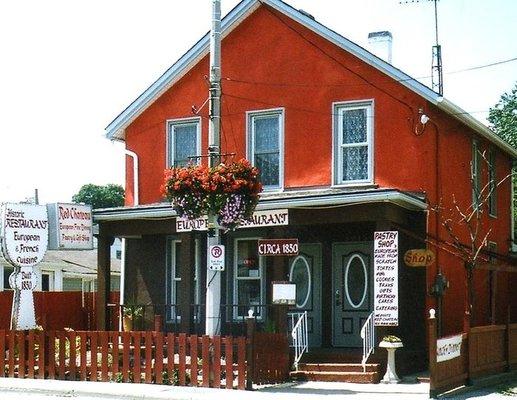 Red Chateau Restaurant, Niagara Falls