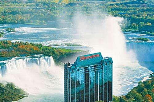 Sheraton on the Falls, Niagara Falls with Kids