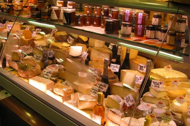 Mercato Centrale San Lorenzo-San Lorenzo Market, Florence, Italy