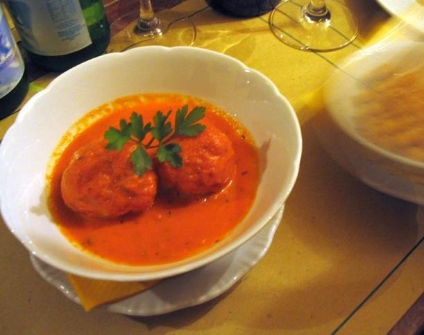 Dining at Ristorante Cibreo, Florence