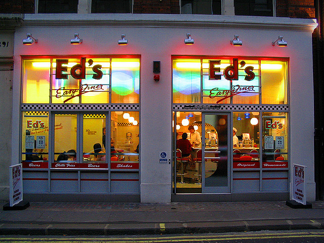 Ed's Easy Diner, London