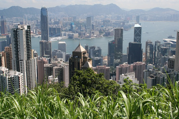 No longer stopovers in Hong Kong on partner awards