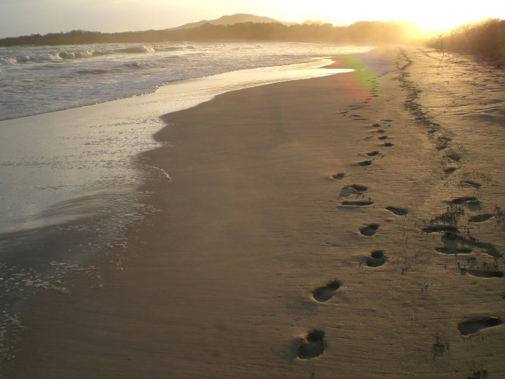 A picturesque beach, Galapagos