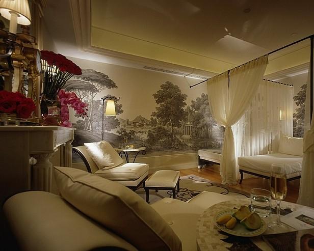 Four Seasons Hotel George V, Paris France