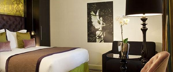 Hotel Le Petit Paris, Paris France