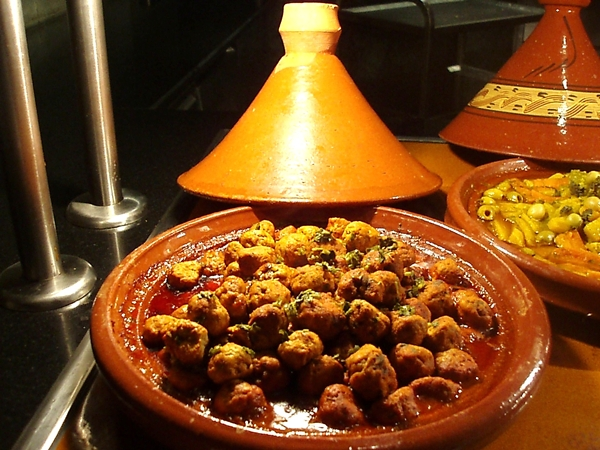Lamb Kofta, Marrakech with Kids