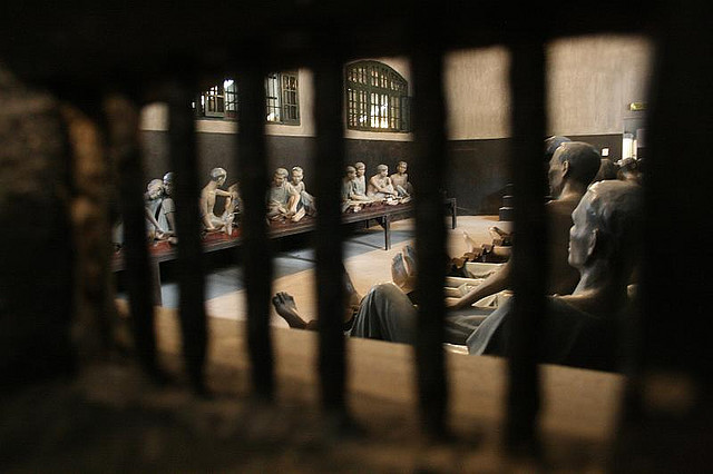 The Hoa Lo Prison, Hanoi
