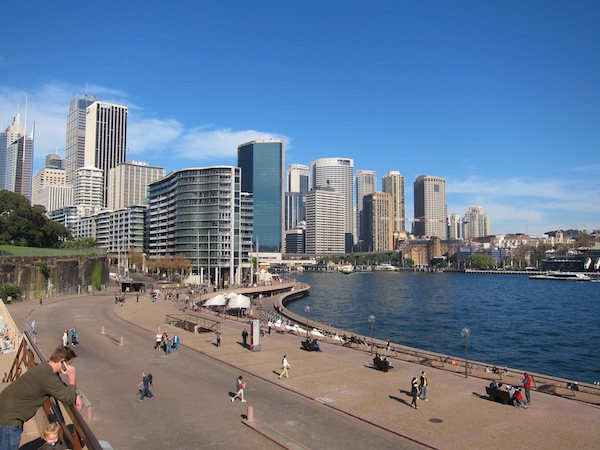 V Australia offers the easiest premium award to Australia