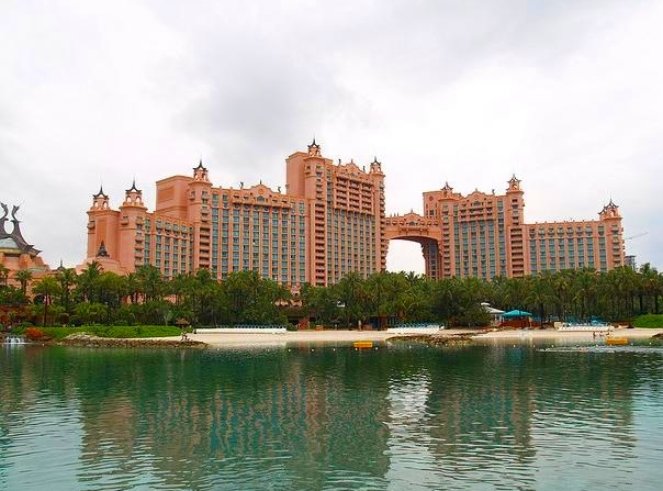 Atlantis Resort, Nassau Bahamas