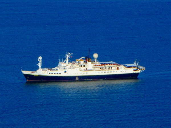 National Geographic Endeavor, Lindblad Expeditions