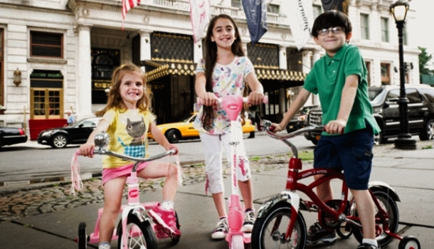 Kids are welcome at The Plaza-Kid-friendly New York Hotels