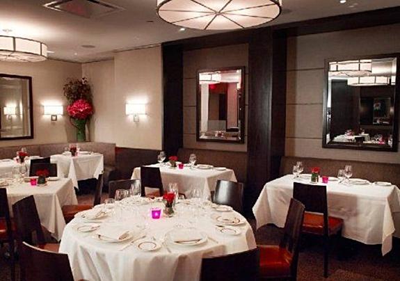 Cafe Boulud, Surrey Hotel, New York City NYC