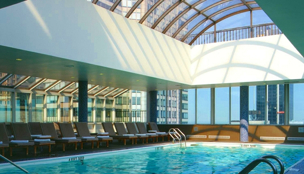 The Best New York Hotels with Pools