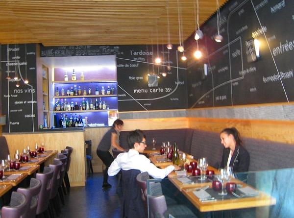 Top Paris Restaurants Open in August - L'Ardoise
