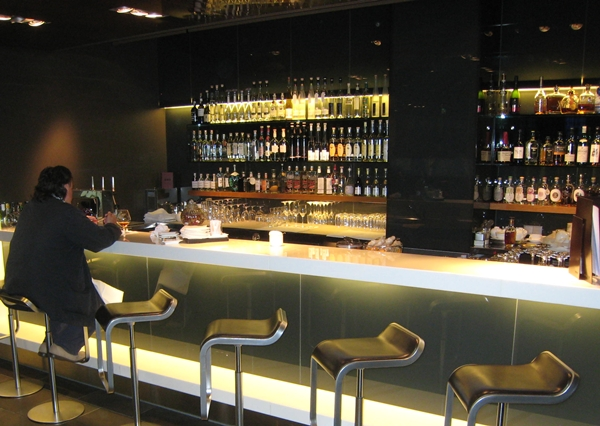 Lufthansa First Class Lounge in Munich