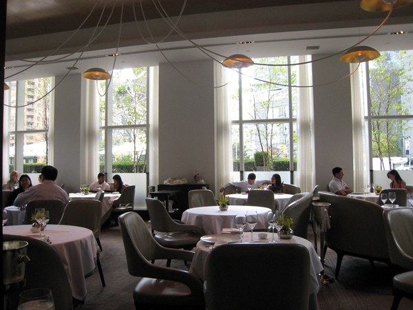Free Lunch At Jean Georges From British Airways Visa