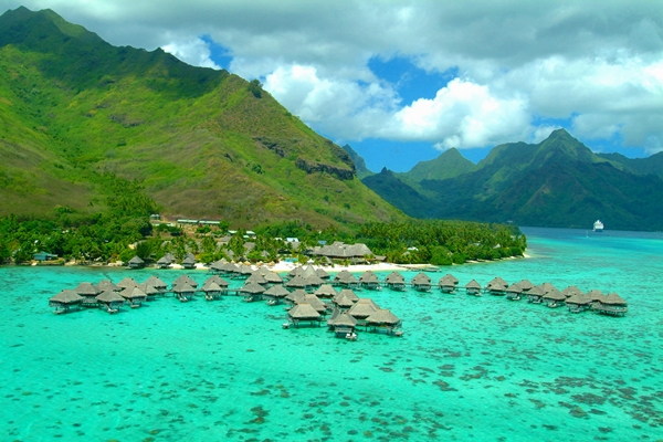 Hilton Moorea-Massive HHonors Point Devaluation with Premium Reward
