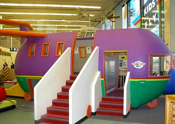 Best Airports for Kids-Kids on the Fly, Chicago O'Hare Airport