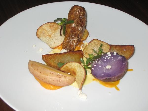 Hospoda NYC Review: Potato Variation