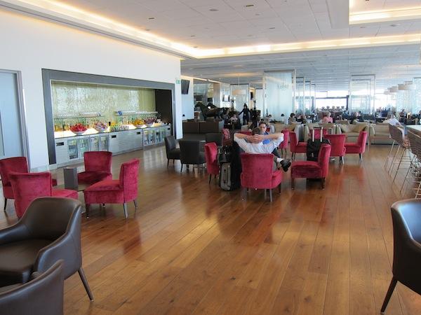 British Airways First Class Lounge London