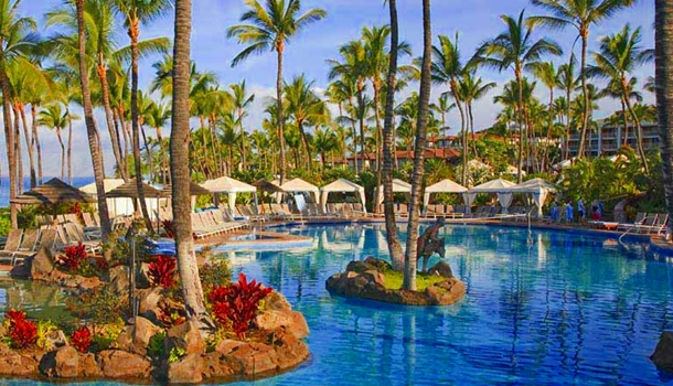 Where to stay in maui the best luxury hotels for Nicest hotels in maui