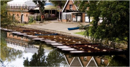 The Cherwell Boathouse