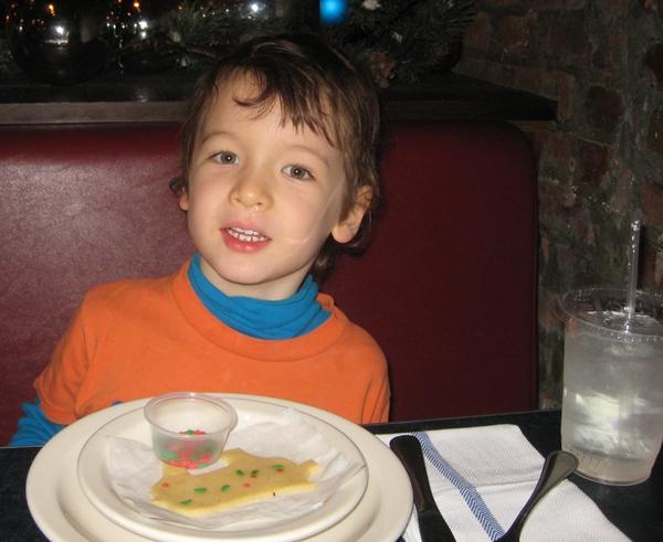 Blue Smoke, NYC Restaurant Review