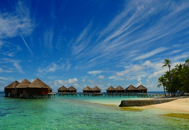 Top 20 Luxury Honeymoon Destinations-Maldives