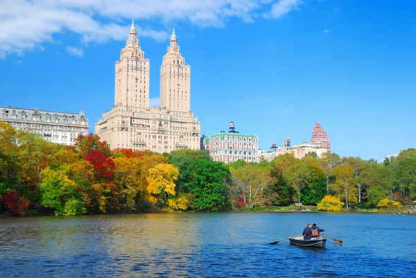 Top 20 Luxury Honeymoon Destinations-New York