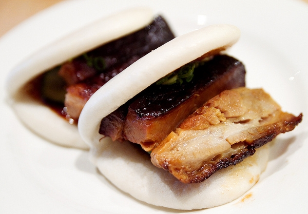 Momofuku Noodle Bar-NYC Restaurant Review-pork buns