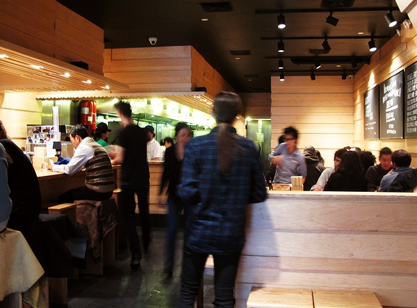Momofuku Noodle Bar-NYC Restaurant Review