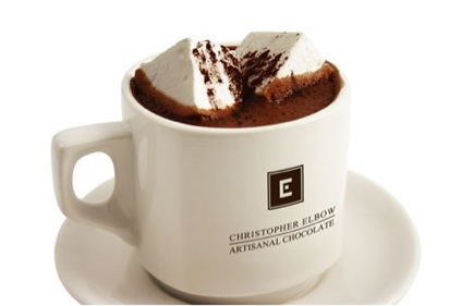 Famous Christopher Elbow Hot Chocolate