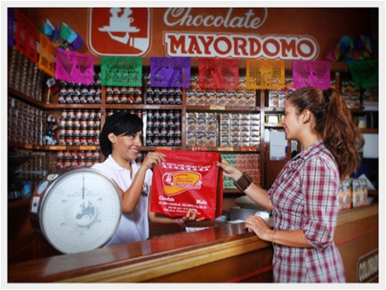 Mayordomo Chocolate Shop