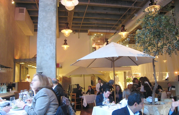 Milos Restaurant Week Menu