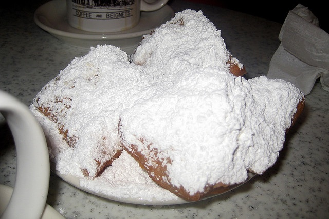 Beignets from the French Quarter