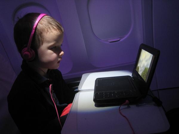 Virgin America First Class Review