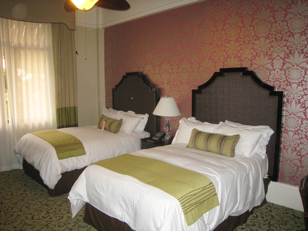 The Royal Hawaiian Hotel Review-Grove Room with 2 Double Beds