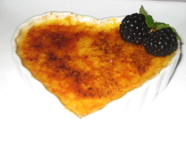 Le Bistro Honolulu Restaurant Review-Creme Brulee