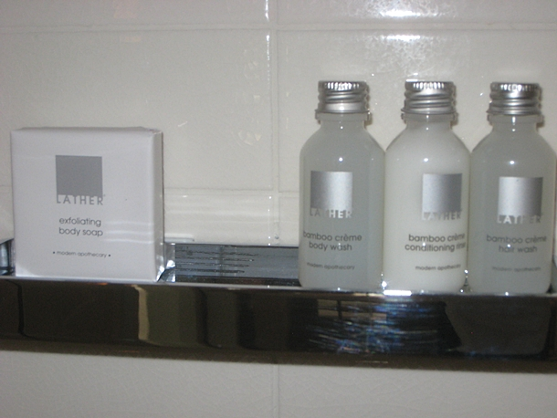 The Modern Honolulu Hotel Review-Lather Bath Amenities