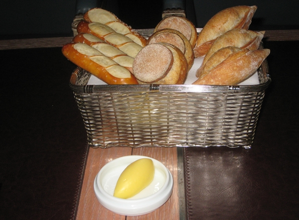 Per Se NYC Restaurant Review-Bread Basket